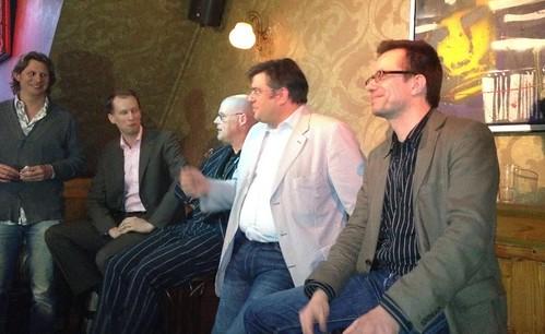 D66-debat over ACTA