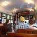 On the St. Charles Streetcar