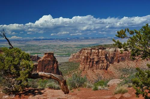 stone colorado rocks canyon co grandview coloradonationalmonument aprilroadtrip pammorris pamspics nikond5000 picmonkey
