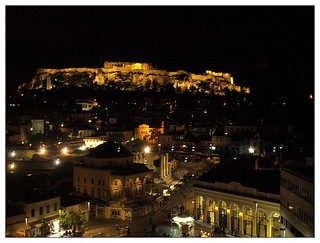 A For Athens ~ Night