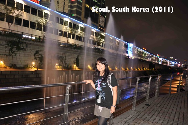 Cheonggyecheon Stream 02