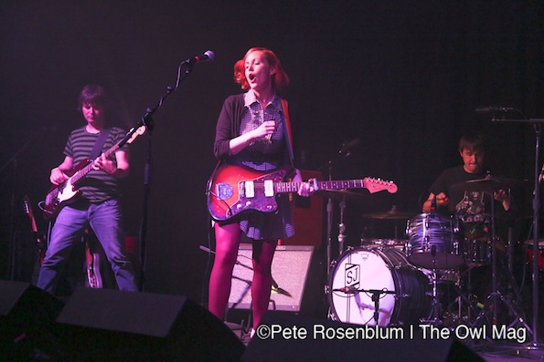 Sara Radle @ The Independent, SF 5/1/12