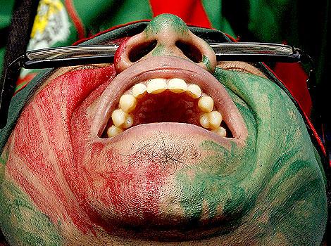 Bangaldesh Fan