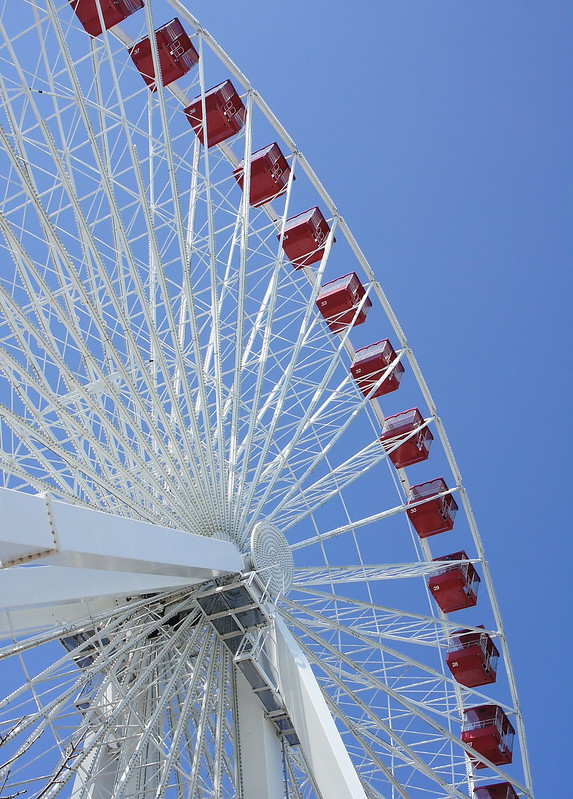 Chicago Ferris Wheel - Navy Pier