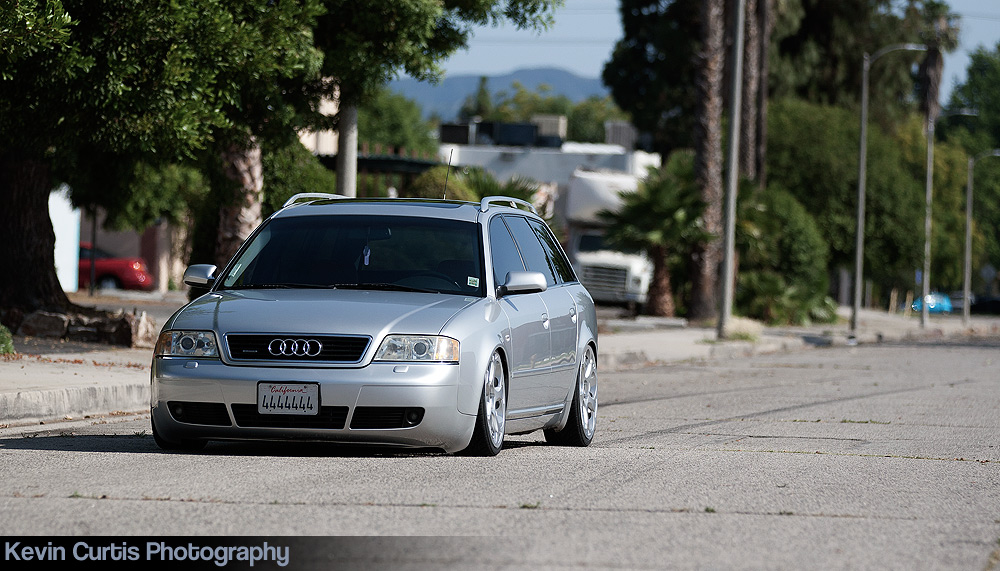F De E O on Audi A6 C5 All Road
