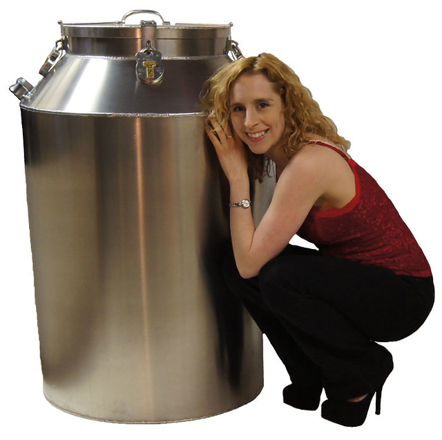 Dayle Krall and the Houdini Milk Can Escape