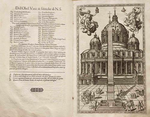 012-Della trasportatione dell'obelisco Vaticano…1590- Doménico Fontana-© Biblioteca Nacional Digital de Portugal