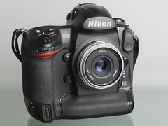 Nikon D3 with Nikon Nikkor 45mm F2.8 P AIS