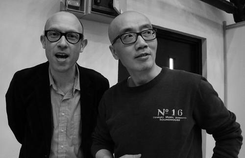 Me & Han Dong