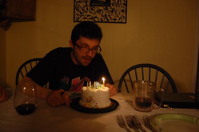 Frank's Birthday!