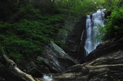 longexposure mountains nature waterfall nikon northcarolina circularpolarizer ndfilter nikond90 tomscreekfalls