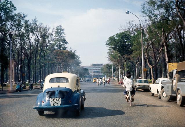 Saigon 1969 - Presidential Palace