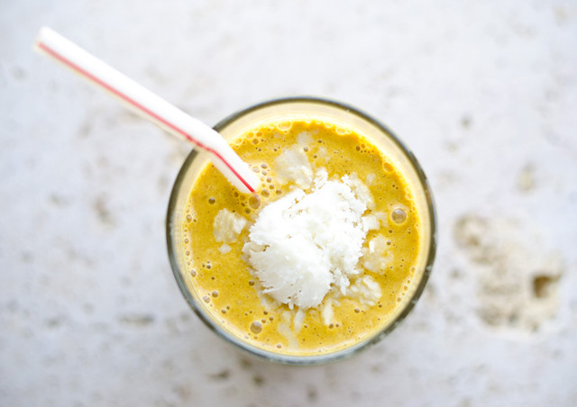 Carrot Cake Smoothie by Mary Banducci
