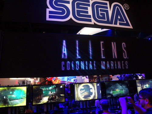 Aliens: Colonial Marines at E3