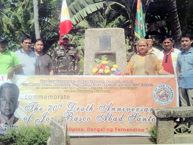 City remembers Jose Abad Santos in Lanao del Sur