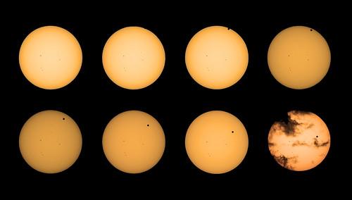 Venus Transit Sequence