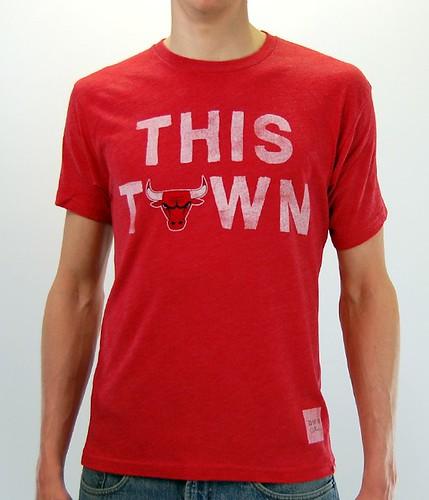 This Town Bulls T-Shirt