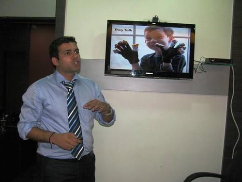 FWT Session on Body Language