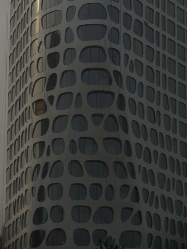 Conrad Hotel (MAD architects), Beijing / CN, 2012