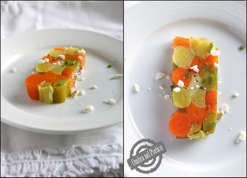 terrina carote e porri