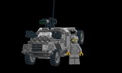 LDD Light Utility Vehicle by Paradox Kid