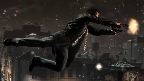Rockstar Shoots Out Max Payne 3's Launch Trailer