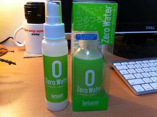 Surluster Zero Water シュアラスター ゼロウォーター