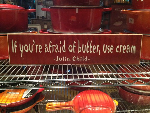 wisdom from Julia Child