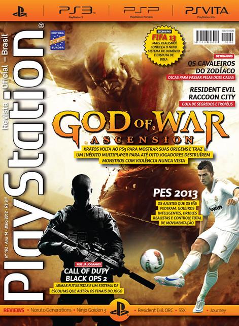 PlayStation: Revista Oficial – Brasil #162