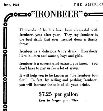 ironbeer