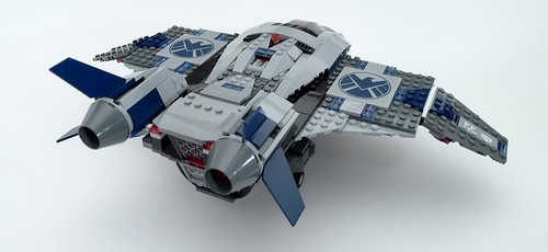 6869 Quinjet Back Top