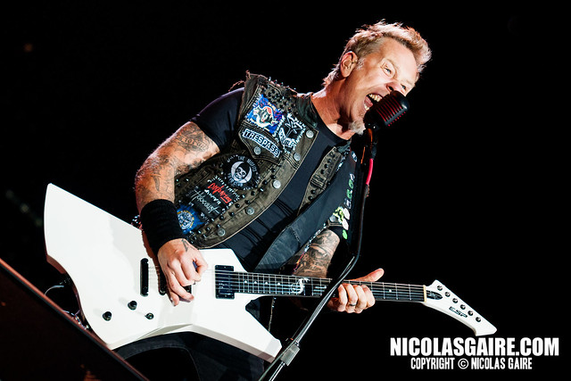 Metallica @ Stade de France - Paris | 12.05.2012