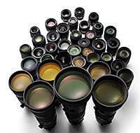 Nikon has produced more than 70 million NIKKOR lenses to date.