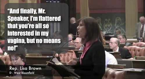 Rep. Lisa Brown