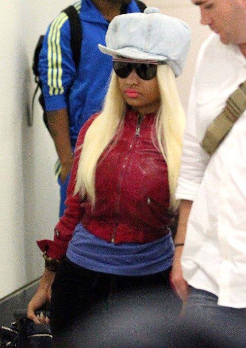 Nicki-Minaj-pink-Sydney