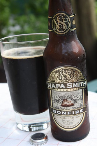 Napa Smith Brewery Bonfire Imperial Porter
