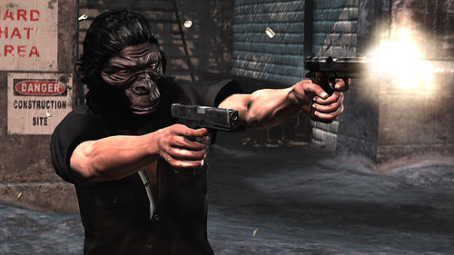 """Max Payne 3's First DLC """"Gorilla Warfare Pack"""" Out Now for Free"""