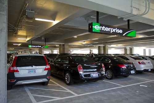 Enterprise Car Share Portland