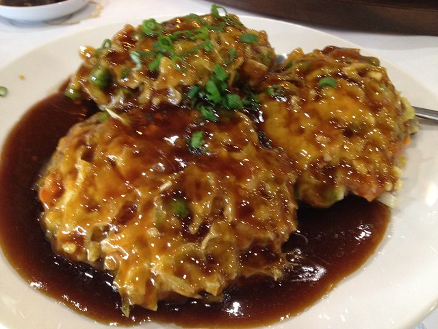Egg foo young – Xiao Long Bao Kitchen | Vittle Monster