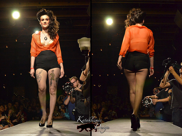 HausofStardust - Madame Trapeze Fashion Show 05-12-12