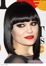 Jessie J Smokey Eyes Celebrity Style Women's Fashion