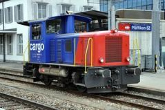 - Schweiz  Dieselloks  Dic