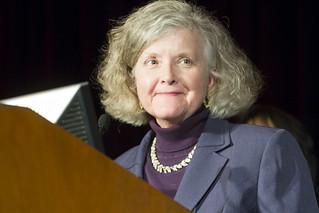Nancy Lahmers, Westerbeck Undergraduate Teaching Award Recipient