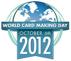 World Card Making Day 2012 Logo