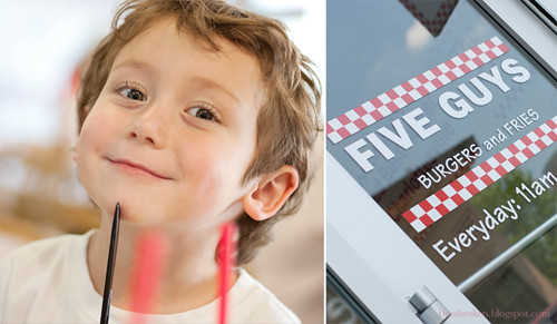 BLOG five guys