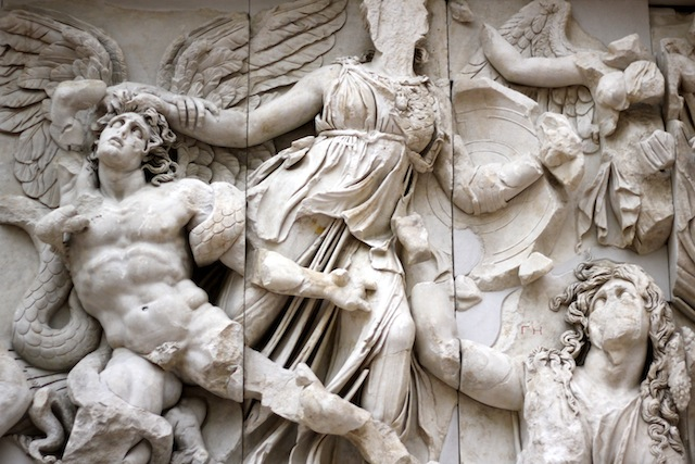 Athena Pergamon Frieze