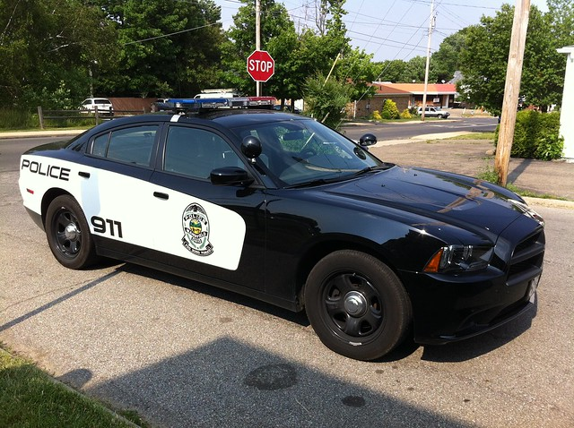 Mansfield Police Dept. Unit 38
