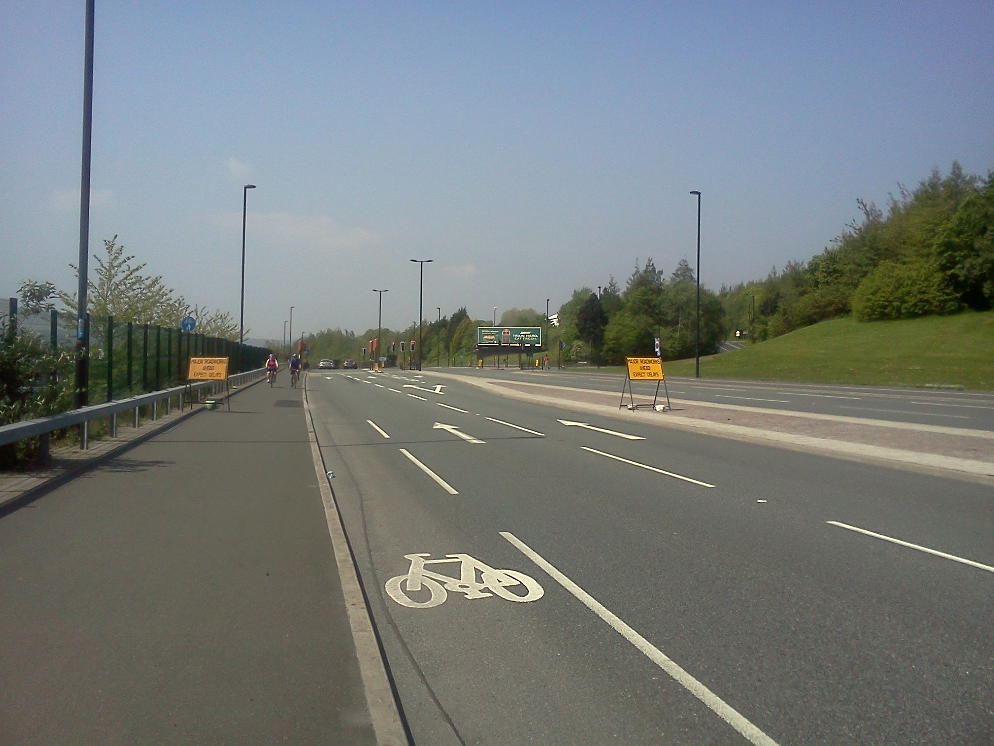 Scotswood Road westbound