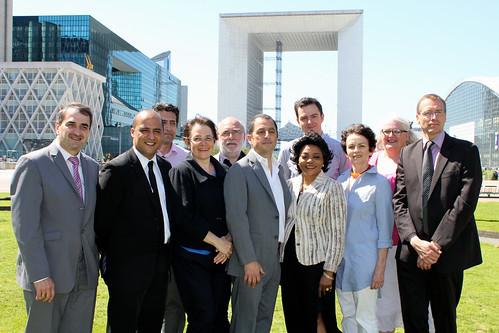candidats Modem, législative 2012 Hauts-de-Seine