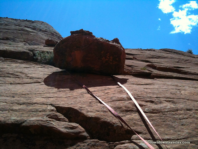 Canyonnering at Escalante National Monument 25